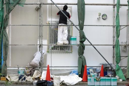 外壁塗装をするときの流れ