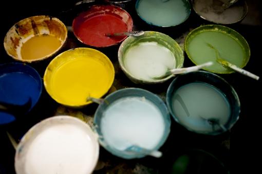 外壁塗装の種類紹介